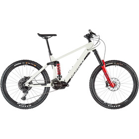 Norco Bicycles Range VLT C1, eggshell white/rockshox red